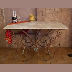 Pastry table - Antique